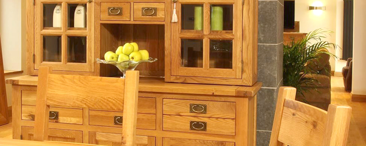 Oak Kitchen Dressers